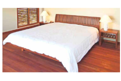 KING BED WITH 2 BED