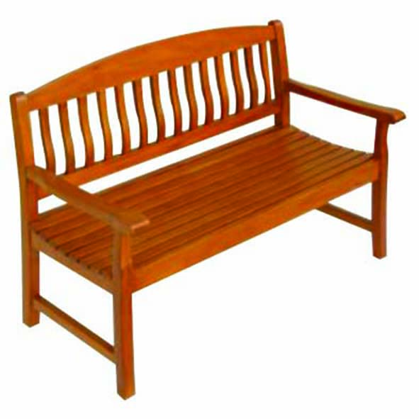 Tanoa 3 Seater Bench