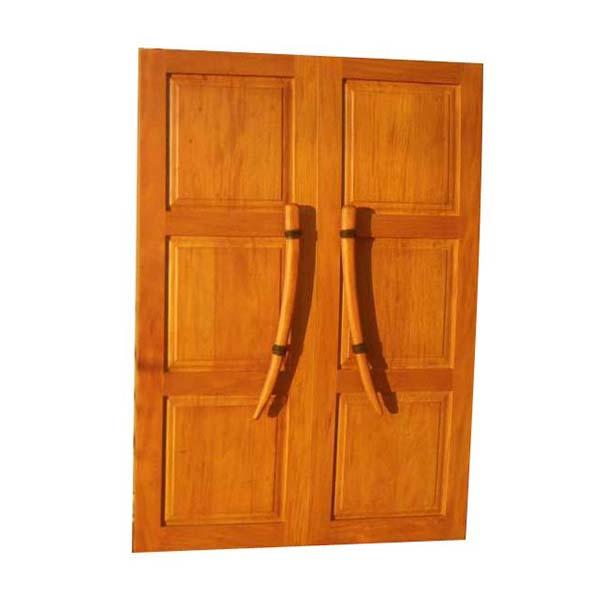 Door double