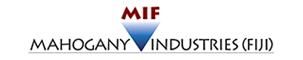 Mahogany Fiji Logo